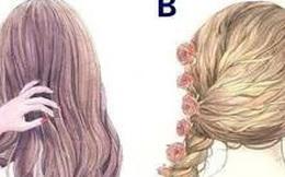 Chọn kiểu tóc thời thượng nhất, câu trả lời sẽ tiết lộ bạn là người phụ nữ thế nào mà khiến người khác mến mộ và ấn tượng