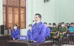 """Tuyên 4 án tử hình nhóm buôn bán ma túy """"khủng"""" ở Cao Bằng"""