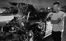 Vừa sang tay chủ mới 11 tỷ, chàng trai 26 tuổi xót xa khi siêu xe Porsche lao xuống cầu Sài Gòn, hư hỏng nặng