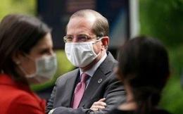 Trung Quốc phản ứng mạnh, Đài Loan hé lộ cách 'chào đón' mùa COVID-19 trước phái đoàn Bộ trưởng Mỹ
