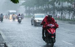 Thời tiết 7/8: Bắc Bộ tiếp tục có mưa rào và dông