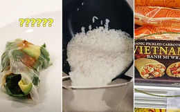 """Những lần ẩm thực Việt xuất hiện ở Mỹ khiến người Việt giận đến """"tím mặt"""""""