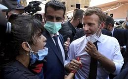 Tổng thống Pháp Macron kêu gọi cải tổ toàn diện Lebanon