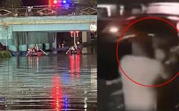 Gia đình 6 người chìm trong biển nước giữa trời mưa lớn, cứu hộ chỉ giải cứu được 5 người và câu chuyện đau lòng về nạn nhân xấu số
