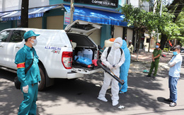 Bệnh nhân mắc COVID-19 số 724 ở Đà Nẵng đã tham dự cuộc họp với 400 người