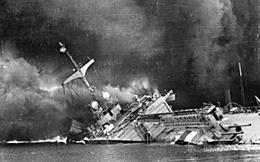 Vì sao Anh tiêu diệt Hạm đội Bắc Phi của Pháp?