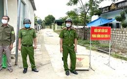 Người đàn ông ở Thanh Hóa bị xử phạt vì trốn cách ly đi chơi lung tung