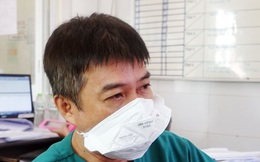 """Bác sĩ từng điều trị cho """"bệnh nhân 91"""": Mình đi hết dịch, phải thắng trong """"trận chiến"""" này mới quay về!"""