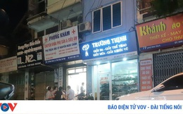 Đình chỉ hoạt động phòng khám tư làm chết thai phụ ở Hà Nội