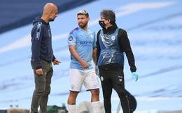 """Man City đón """"sát thủ"""" Aguero trở lại ở tứ kết Champions League?"""