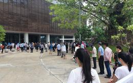 Cán bộ làm việc tại tòa nhà Trung tâm Hành chính TP Đà Nẵng dương tính với Covid-19