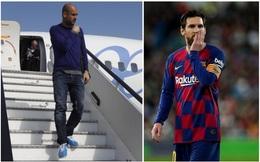 Pep Guardiola lên đường về Anh, sếp Man City có mặt tại Barcelona để đàm phán về Messi