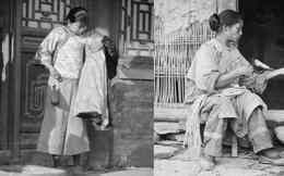 Loạt ảnh cũ khắc họa nét đẹp lao động thường ngày của phụ nữ Châu Á hơn 100 năm trước