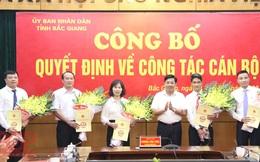 Điều động, bổ nhiệm nhân sự TPHCM và 9 địa phương