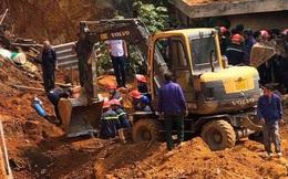 NÓNG: Sập công trình ở Phú Thọ, nhiều người thương vong