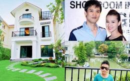 Biệt thự rộng 450m2 của diễn viên Lã Thanh Huyền và chồng đại gia