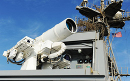 Sự thống trị của Mỹ và tham vọng của Trung Quốc đang thúc đẩy một cuộc chạy đua công nghệ về vũ khí laser mới