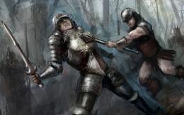 """Tại sao chùy châu Âu được coi là """"tử thần"""" trên chiến trường Trung Cổ?"""