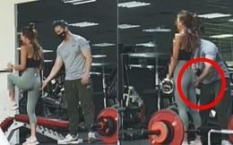 Đi tập gym, cô gái bị huấn luyện viên quấy rối tình dục trắng trợn và đoạn clip khiến dân mạng nổi nóng