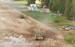 Việt Nam đấu bán kết Tank Biathlon 2020: Cuộc đua song mã gay cấn, nghẹt thở