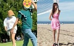 Bóc trần vóc dáng thật sự của Song Hye Kyo qua ảnh chụp của người qua đường