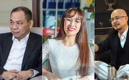 Sở hữu khối tài sản hàng chục nghìn tỷ đồng, các tỷ phú nổi tiếng Việt Nam nghĩ sao về tiền?