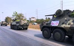 Quân đội Thái Lan bác tin đồn đảo chính