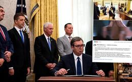 """Khuyên TT Serbia ngồi giống """"quả bom sex"""" của Mỹ, nữ phát ngôn viên BNG Nga phải """"muối mặt"""" xin lỗi?"""
