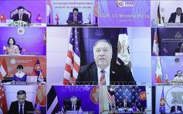 Mỹ cam kết hợp tác với các nước ASEAN thúc đẩy phục hồi kinh tế