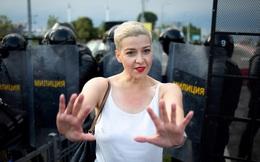 """Ukraine cảnh báo Nga, Belarus sau vụ """"xé hộ chiếu ở biên giới"""""""