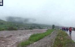 Mực nước hơn 800 con sông tại Trung Quốc vượt mức báo động
