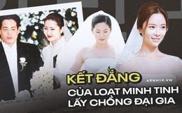 Dàn minh tinh nhận kết đắng vì lấy chồng siêu giàu: Á hậu sống như giúp việc trong gia tộc Samsung, 'quốc bảo xứ Hàn' tự tử hụt