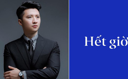 Nguyễn Trọng Hưng đăng status 'Hết giờ', phải chăng là nhắc thời hạn 3 ngày yêu cầu được Âu Hà My xin lỗi?