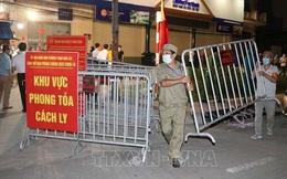 Kết thúc cách ly y tế với khu phố Ngô Quyền, thành phố Hải Dương