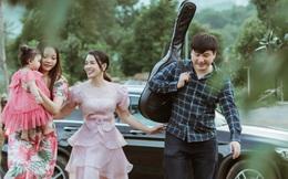 Nguyễn Ngọc Anh công khai cuộc sống gia đình với Tô Minh Đức trong MV mới