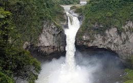 Bí ẩn về thác nước biến mất sau một đêm