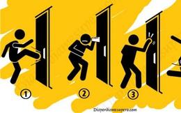 Giải mã hành động của bạn khi đối mặt tình huống khẩn cấp: Bạn quyết đoán hay sống đơn giản?