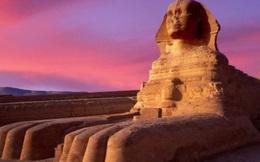 Bí ẩn về bức tượng Nhân sư khổng lồ nổi tiếng nhất Ai Cập
