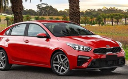 Top 10 ô tô bán chạy nhất tháng 8/2020: KIA Cerato nhảy vọt, VinFast Fadil tụt hạng