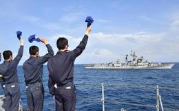 Ấn Độ, Nhật Bản hợp tác hậu cần Hải quân, tin xấu cho Trung Quốc