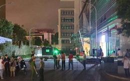 Xác định nguyên nhân ban đầu vụ đôi nam nữ nhảy từ tầng cao chung cư tại Hà Nội