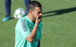"""Real Madrid sôi tiết khi Eden Hazard lại tăng cân """"mất kiểm soát"""""""