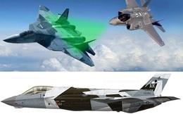 """Lộ thiết kế F-35 """"cải trang"""" thành Su-57 Nga: KQ Mỹ quyết không bỏ qua đối thủ đáng gờm!"""