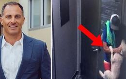 Phó chủ tịch công ty 400 nhân viên bị tố ngược đãi chó cưng tàn bạo, những thước hình bị rò rỉ khiến ai cũng phẫn nộ