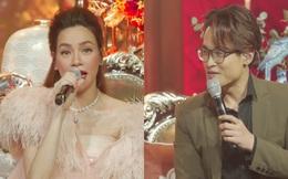Hà Anh Tuấn bất ngờ xác nhận Hồ Ngọc Hà mang thai, khiến nữ ca sĩ bối rối