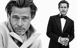 Phong độ tuổi 56 của Brad Pitt khiến phái nữ mê mẩn