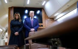 Ông Trump mặc niệm nạn nhân vụ khủng bố 11/9 trên Không lực Một