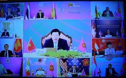 ASEAN không muốn bị kẹt trong cạnh tranh nước lớn