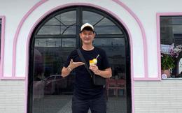 Diễn viên Huy Khánh đóng toàn bộ 4 cửa hàng sữa chua trân châu sau gần 2 tháng khai trương