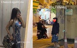 Cô gái FA mặc váy xanh sexy nhưng bức ảnh sau khi yêu 7 tháng khiến tất cả bất ngờ